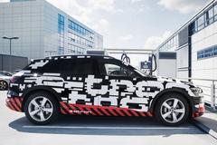 Audi E-tron komt verder dan 400 km