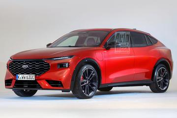 Ford 'Mondeo' - Blik to the Future