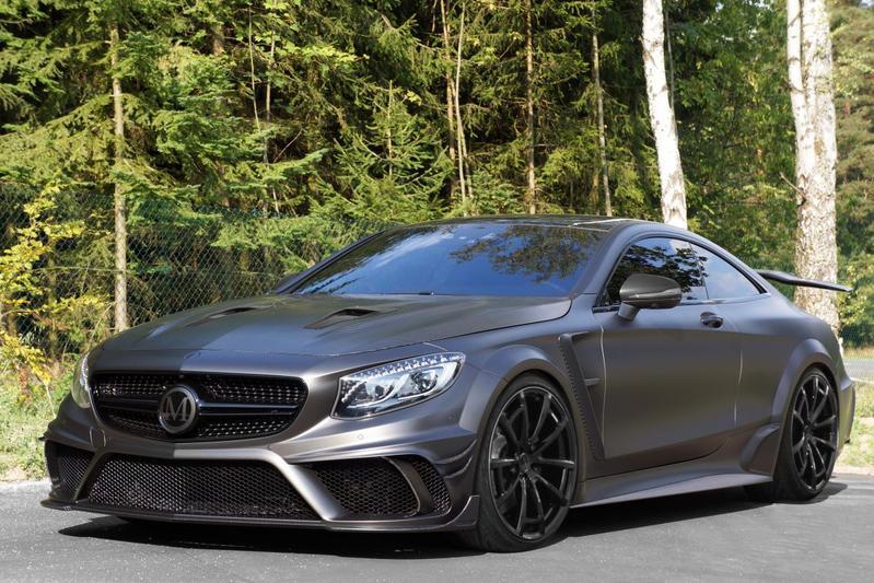 Mansory maakt S 63 AMG tot pk-monster