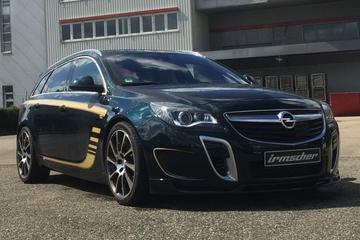 Irmscher verbouwt Opel Insignia tot is3 Bandit