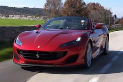 Ferrari Portofino - Rij-impressie