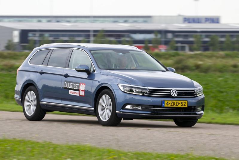 Volkswagen Passat Variant - Doorgelicht
