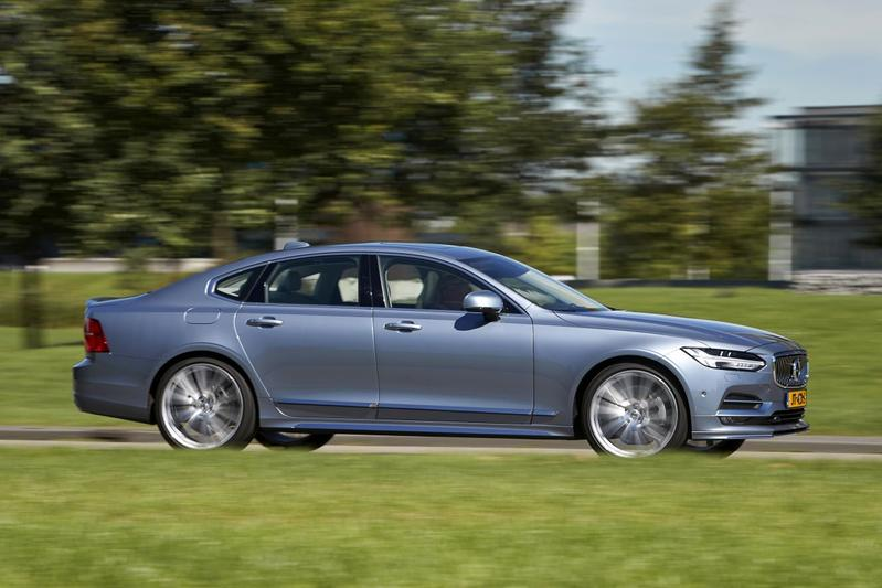 Volvo S90 T5 Geartronic Inscription (2016)