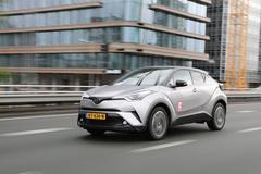 Toyota C-HR - Welkom Duurtest
