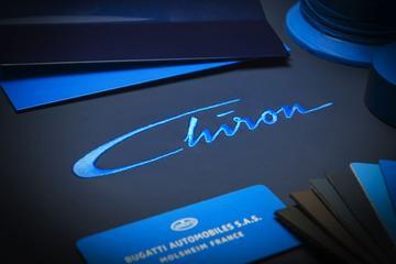 Bugatti bevestigt Chiron als Veyron-opvolger