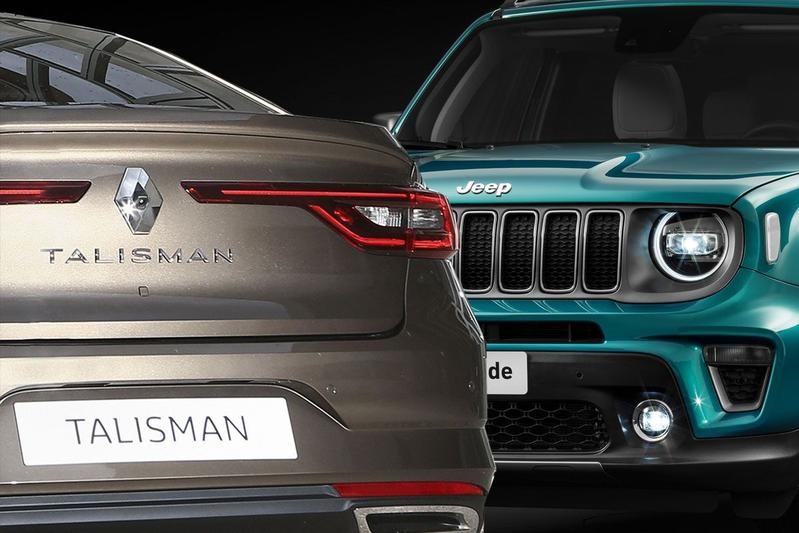 FCA Renault Jeep Ram Dodge Chrysler Fiat fusie