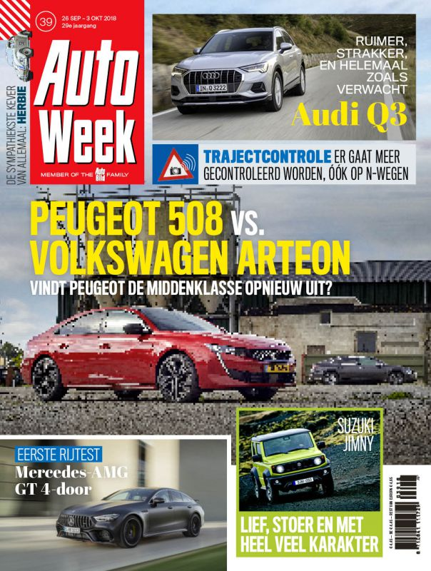 AutoWeek 39 2018