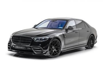 Mercedes-Benz S-klasse niet veilig voor Mansory