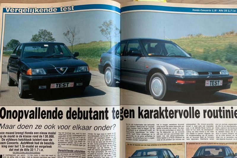 AutoWeek 1990 nummer 38