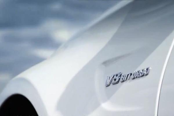 Mercedes-Benz C-klasse als C 63 S Coupé naar NY