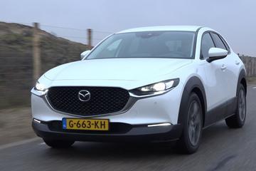 Eindejaarsvideo 2019 deel 10 - Mazda CX-30