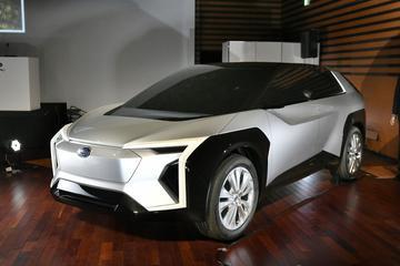 Subaru komt met elektrische SUV