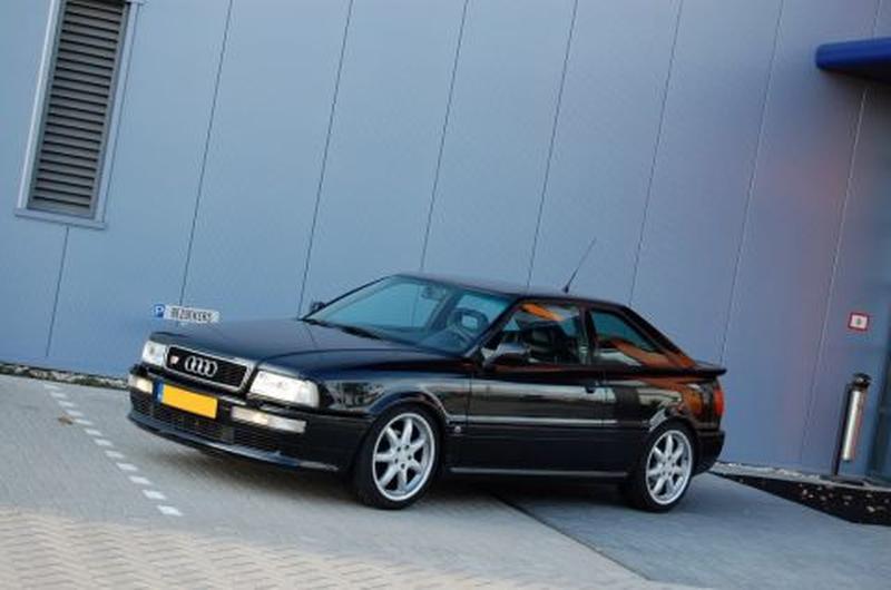 Audi Coupé S2 Quattro (1992)
