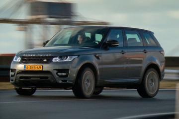Nieuwe dieselmotor voor Rang Rover Sport