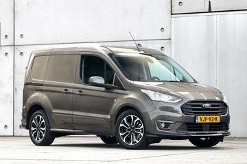 Nieuwe topuitvoering voor Ford Transit Connect