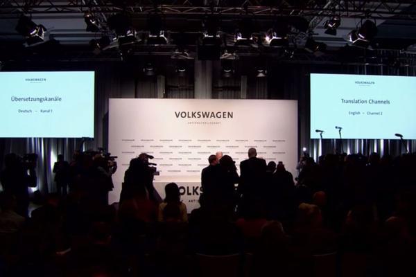 'Aandeelhouders Volkswagen willen 9,2 miljard'