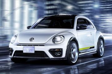 Volkswagen pakt uit met Beetle concept-cars