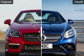 Facelift Friday: Mercedes-Benz SLK/SLC