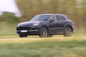 Porsche Cayenne E-Hybrid - Rij-impressie