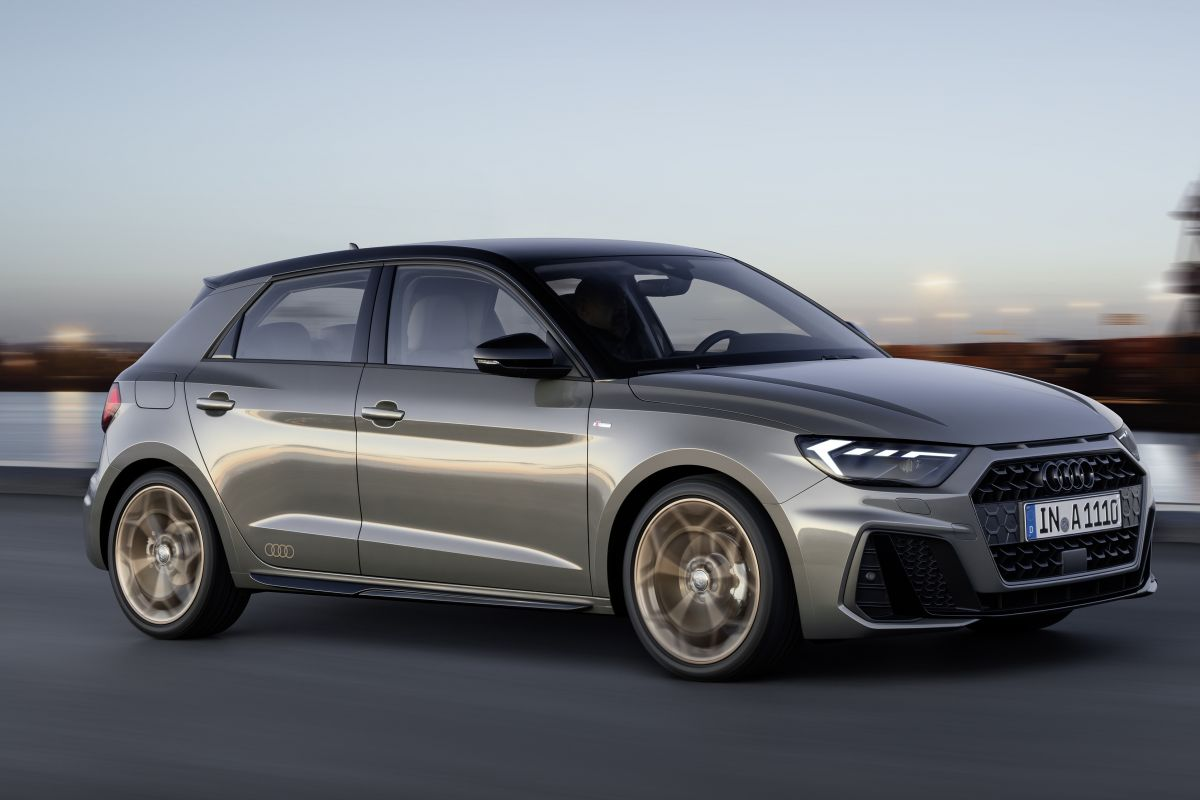 Nu officieel: dit is de Audi A1 Sportback - AutoWeek.nl