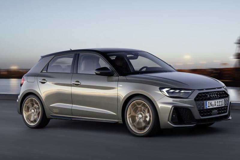 Nu officieel: dit is de Audi A1 Sportback