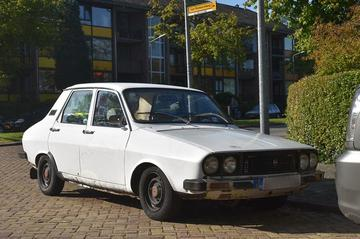 Dacia 1310 - In het Wild