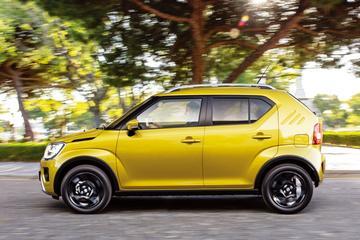 Suzuki Ignis iets goedkoper