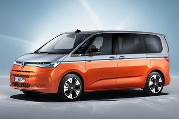 Nieuwe Volkswagen Multivan: los van Transporter