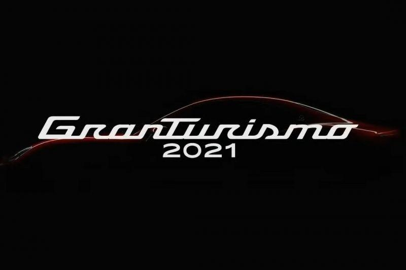 Maserati teaser