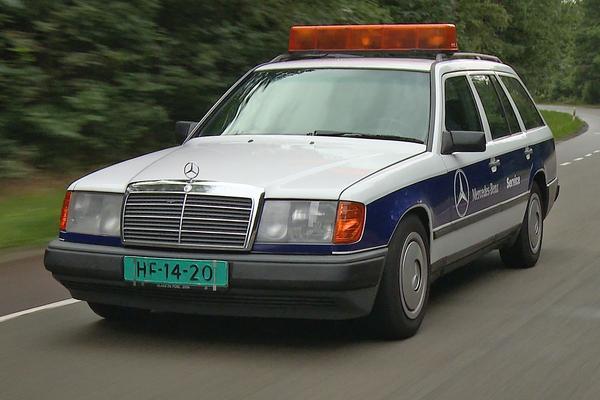 Video: Mercedes-Benz 250TD - 1986 - 2.102.867 km - Klokje Rond
