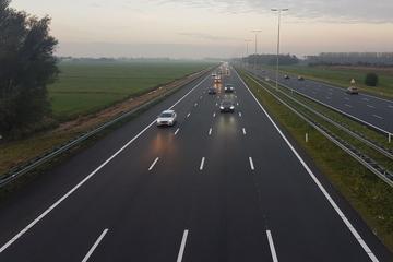 Nederlanders zijn langzamer gaan rijden