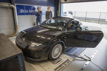 Audi TT 1.8 5V Turbo - Op de Rollenbank