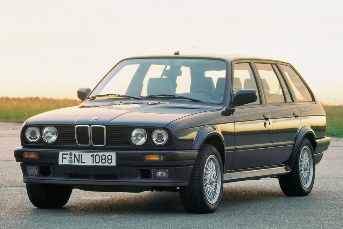 BMW 3-serie Touring E30