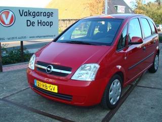 Opel Meriva 1.7 CDTI Enjoy (2005)