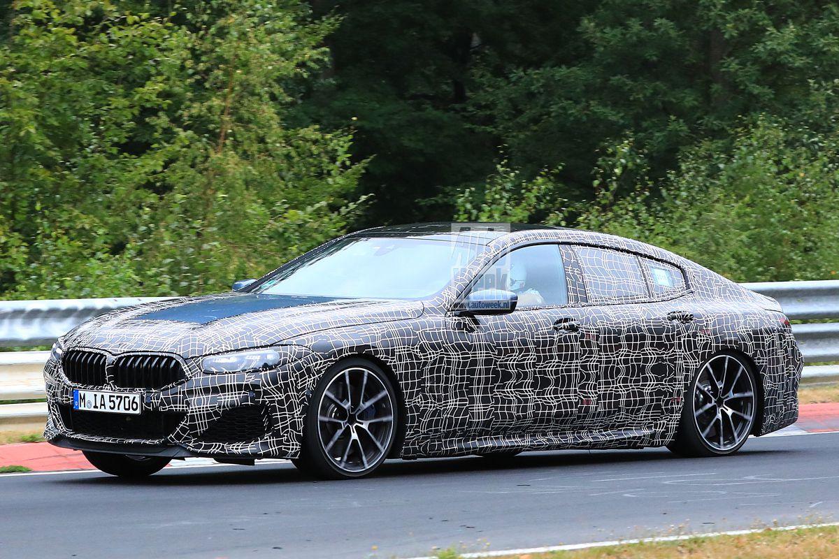2019 - [BMW] Série 8 Gran Coupé [G16] Dljy7nabh6pp