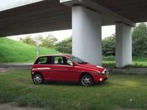 Lancia Ypsilon 1.2 16v elefantino rosso
