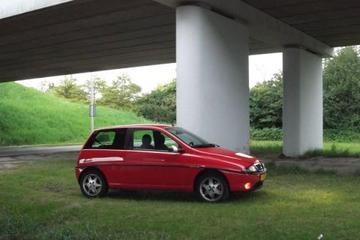 Lancia Ypsilon 1.2 16v elefantino rosso (1998)
