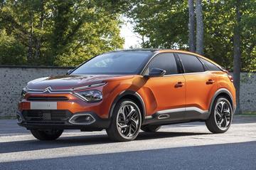 Dit is de gloednieuwe Citroën C4