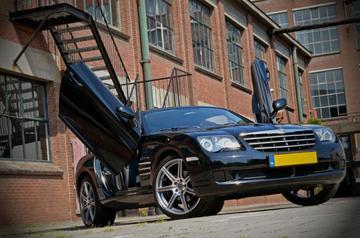 Chrysler Crossfire 3.2i V6 (2005)