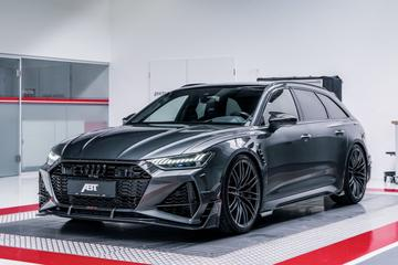 Audi RS6 Avant nu 740 pk sterk