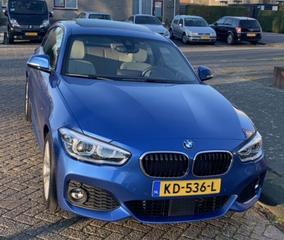 BMW 120i (2016)