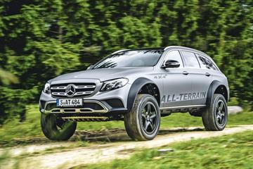 Mercedes E400 All-Terrain 4x4^2