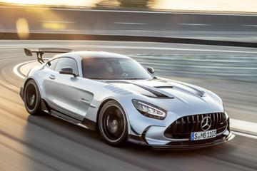 Dít is de Mercedes-AMG GT Black Series!
