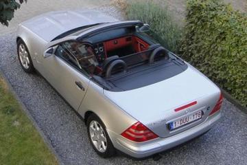 Mercedes-Benz SLK 230 Kompressor (1999)