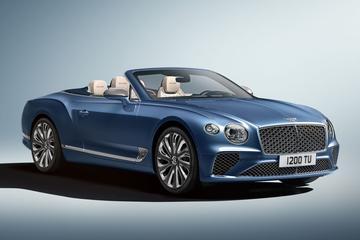 Dit is de Bentley Continental GT Mulliner Convertible