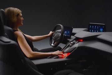 Acura toont innerlijk: Precision Cockpit