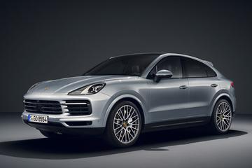 Porsche Cayenne Coupé S gepresenteerd