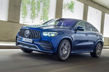 Mercedes-Benz GLE Coupé - Eerste rijtest