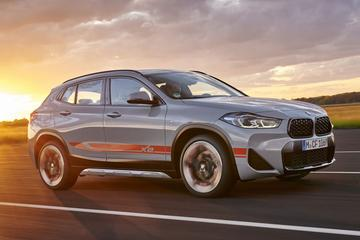 BMW X2 als M Mesh Edition
