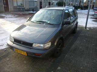 Mitsubishi Space Wagon 2.0 GLXi (1994)